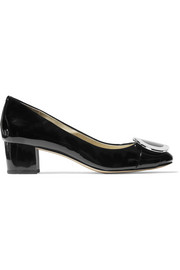Pauline patent-leather pumps