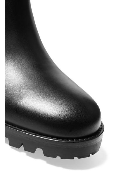 Christian Louboutin Napoleo 70 kniehohe Lederstiefel mit Kettendetail Holen Sie Sich Die Neueste Mode Steckdose Zahlen Mit Paypal Konstrukteur VL9KE