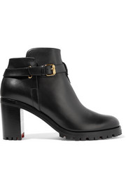 Communa 70 leather ankle boots