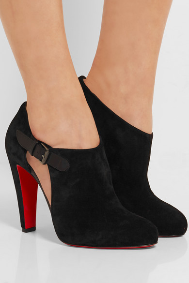 ankle boots christian louboutin