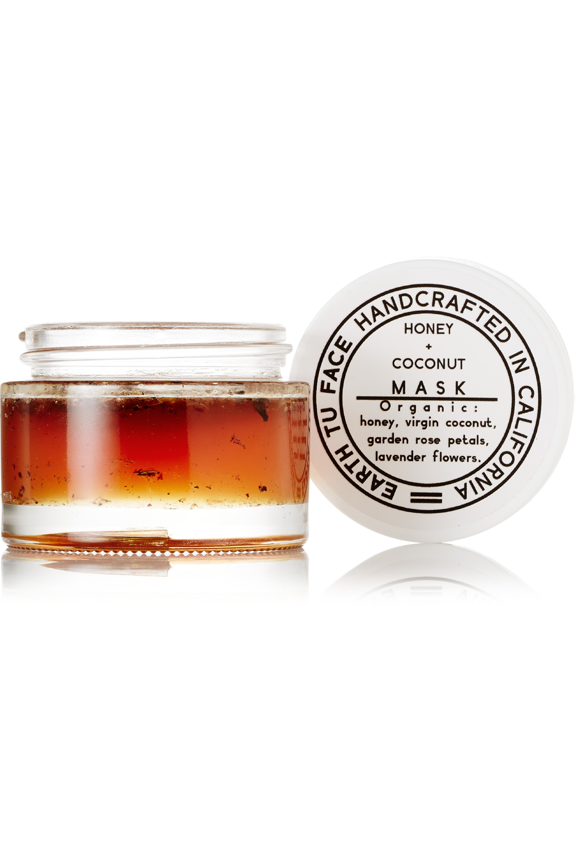 Earth Tu Face Honey + Coconut Mask, 59ml