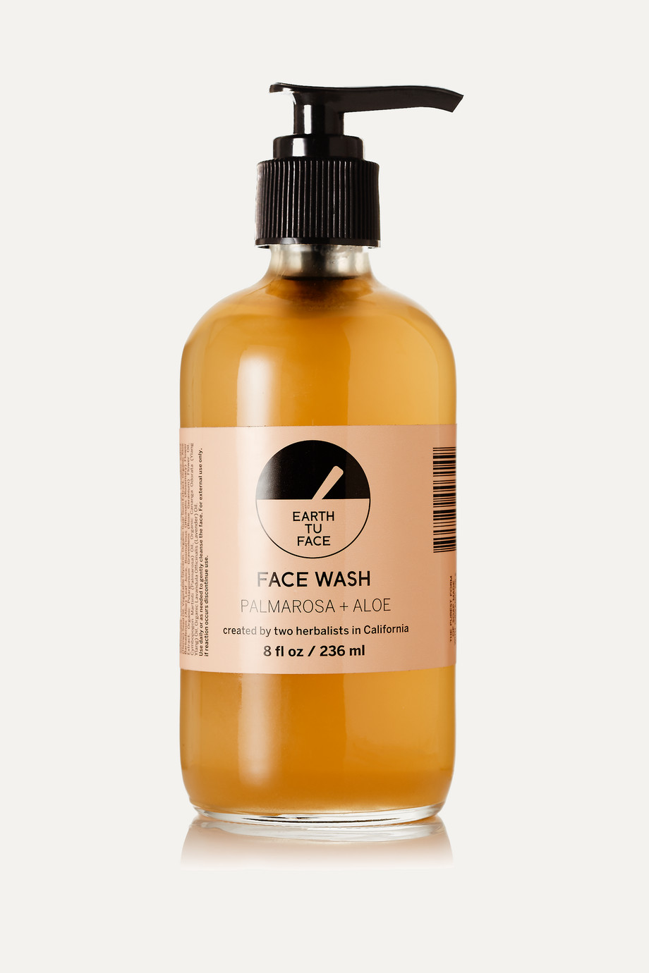 Earth Tu Face Face Wash, 236ml