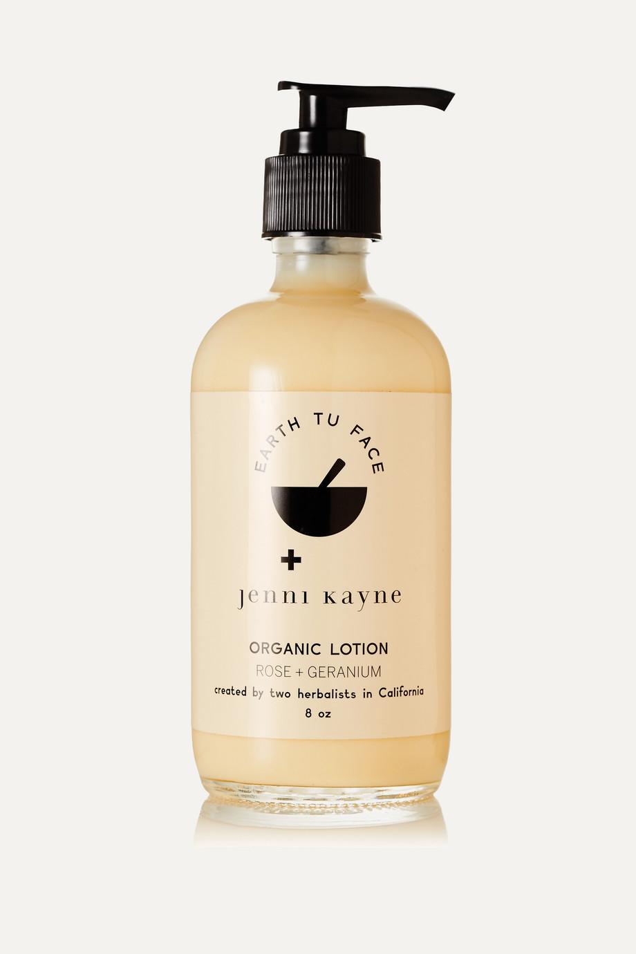 Earth Tu Face + Jenni Kayne Organic Lotion, 236ml