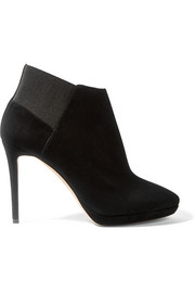 Jimmy Choo Talula suede ankle boots