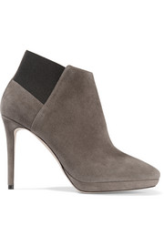 Talula suede ankle boots