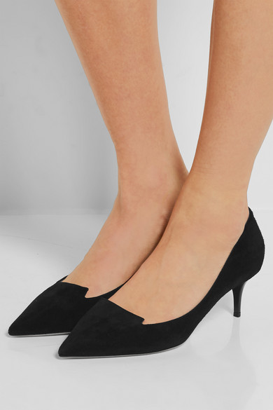 41b01ef4b55 Jimmy Choo. Allure suede pumps