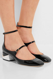 Jimmy Choo Wilbur patent-leather pumps