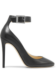 Helena leather pumps