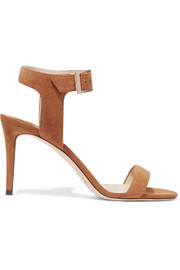 Jimmy Choo Truce suede sandals