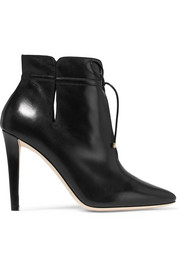 Jimmy Choo Murphy cutout leather ankle boots