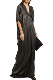 Rick Owens Kite satin gown