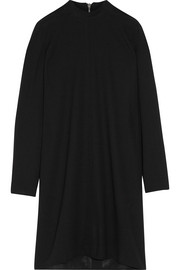 Rick Owens Moody wool-crepe mini dress