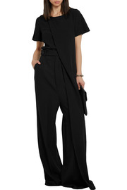 Rick Owens Astaire Bell wool wide-leg pants