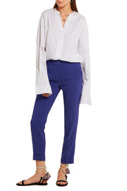 Sigaretta stretch-crepe tapered pants