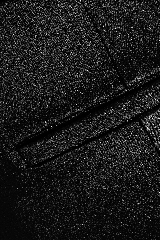 Etro Ampio crepe de chine wide-leg pants