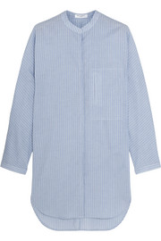 Equipment Elsie striped cotton tunic