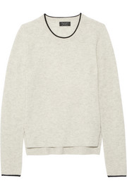 Lilana ribbed cashmere sweater