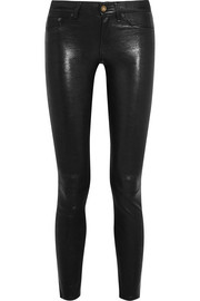 Rag & bone Stretch-leather skinny pants