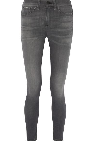 rag   bone   Jean skinny taille mi-haute   NET-A-PORTER.COM bfcce030ad1c