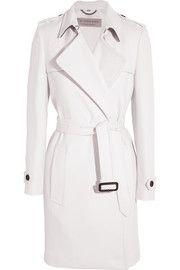 Burberry London Belted cashmere coat