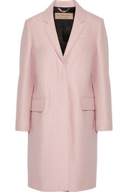 Alphington wool-felt coat