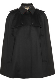 Burberry Brit Cashmere cape