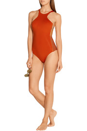 La Perla Radiance sequin-embellished swimsuit