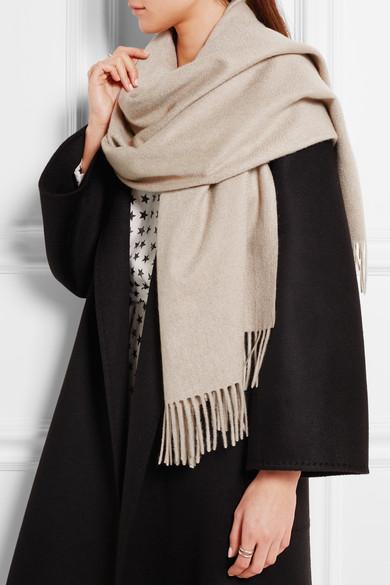 Cashmere scarf Max Mara uo3bgYuuU
