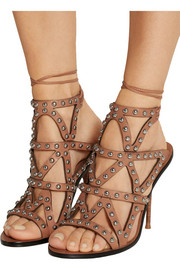 Sophia Webster Mila studded leather sandals