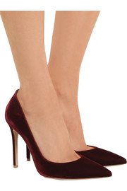 Gianvito Rossi Velvet pumps
