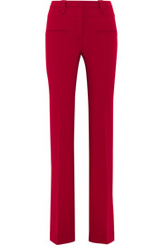 Serge stretch-crepe flared pants