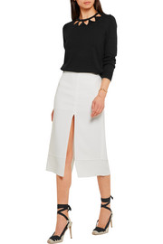Altuzarra Woodward cutout merino wool sweater