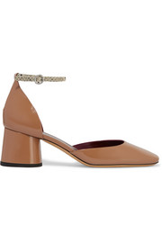 Marc Jacobs Lena patent-leather pumps