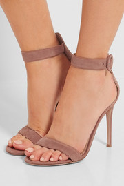 Gianvito Rossi Suede sandals