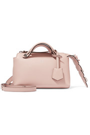 Fendi By The Way mini appliquéd leather shoulder bag