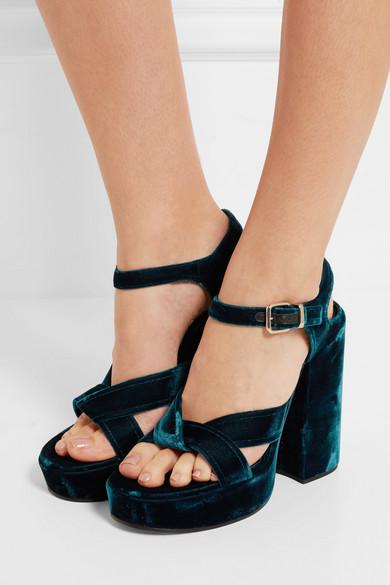 Jil Sander Platform sandals 4aq48GSiFa
