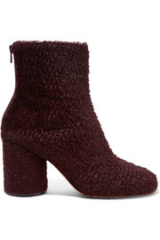 Maison Margiela Calf hair ankle boots