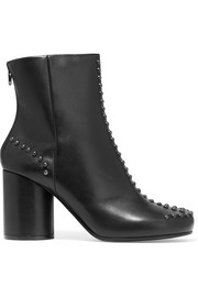 Maison Margiela Studded leather ankle boots