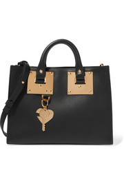 Albion small leather shoulder bag