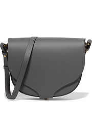 Sophie Hulme Barnsbury leather shoulder bag