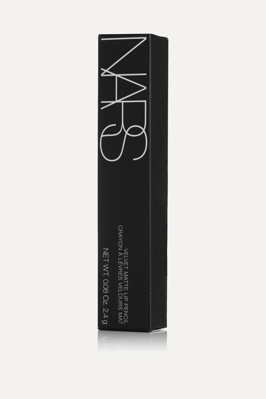 NARS Velvet Matte Lip Pencil - Sex Machine