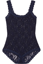 Hanky Panky Signature stretch-lace bodysuit