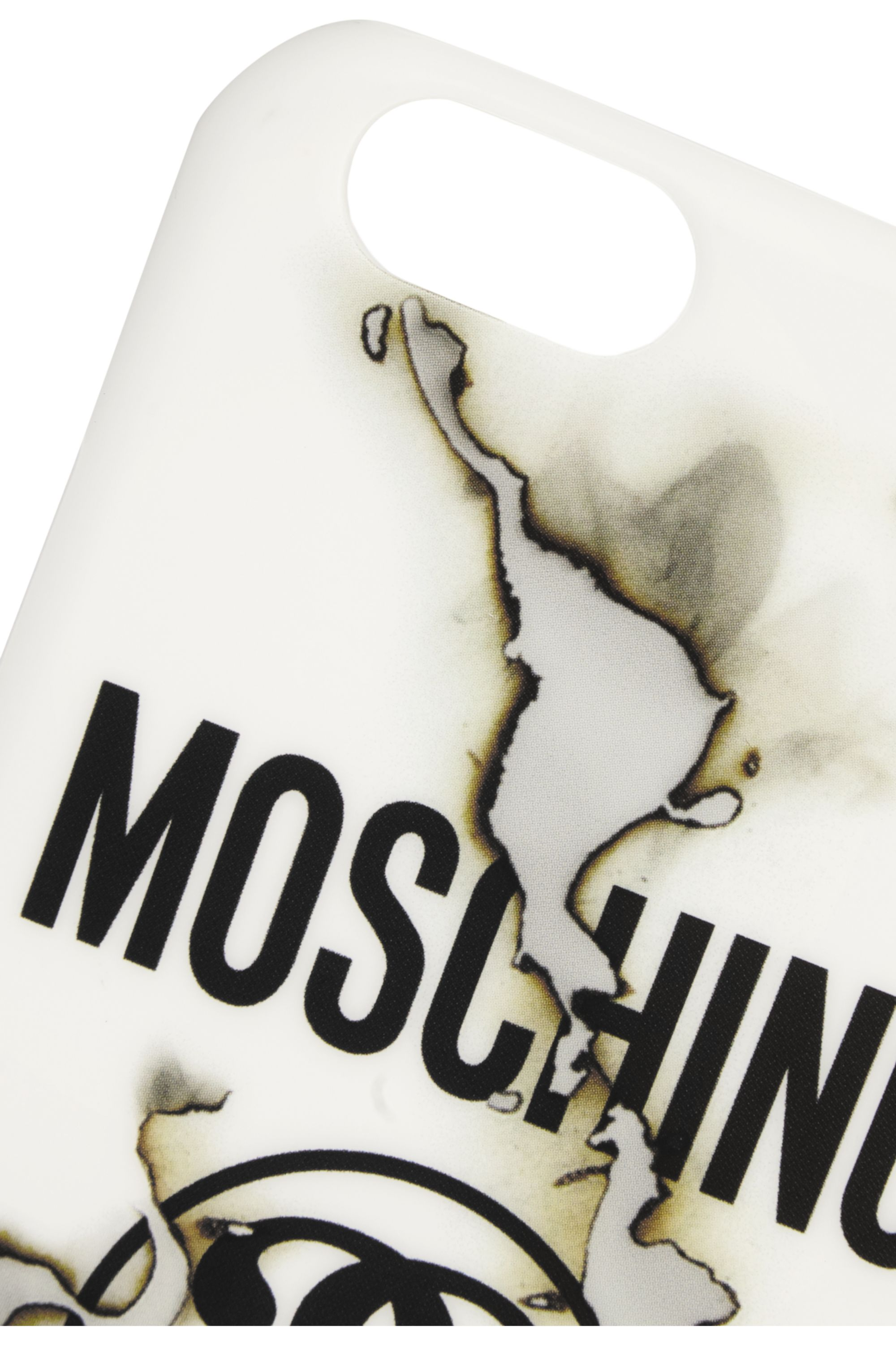 Moschino Printed acrylic iPhone 6 case