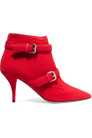 Fitz suede ankle boots