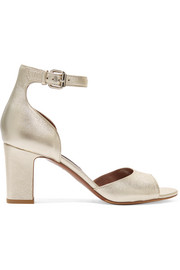 Jerry metallic leather sandals