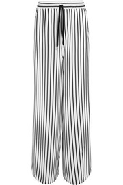 McQ Alexander McQueen Japan striped twill wide-leg pants