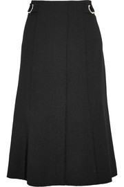 Proenza Schouler Pleated crepe skirt