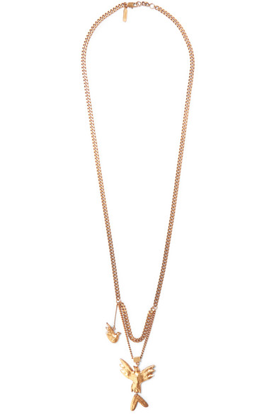 Chloé - Kraig Gold-plated Necklace - one size