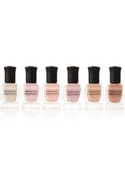 Deborah Lippmann Undressed Nail Polish Set