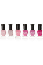 Deborah Lippmann Pretty in Pink Nail Polish Set